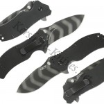 Kershaw Zero Tolerance Tiger Stripe 0350TS