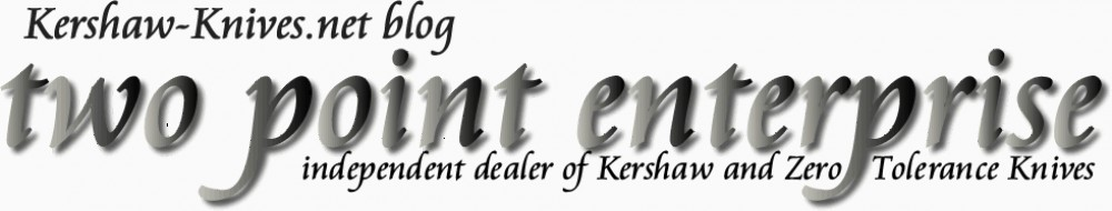 Kershaw Knives Blog Banner
