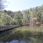Bridge at Lake Claiborne State Park