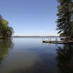 Calm on Lake Claiborne