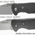 Kershaw Nerve Knives 3420 3420ST