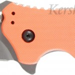 Zero Tolerance Orange Handle 0350OR