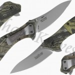 Kershaw Packrat Camo 1665C