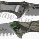 Kershaw Packrat Camo Handle 1665CST