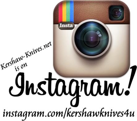 Kershaw-Knives.net on Instagram. Instagram.com/kershawknives4u