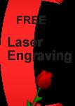 free laser engraving kershaw valentines