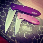 Kershaw Ken Onion Chive Pink 1600PINK