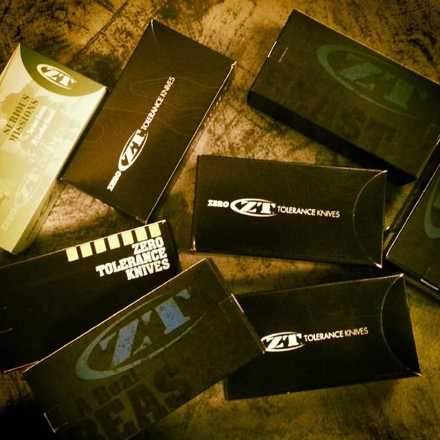Do you carry your ZT as an edc? zerotolerance zerotoleranceknives edc zt kershaw knifefanatics