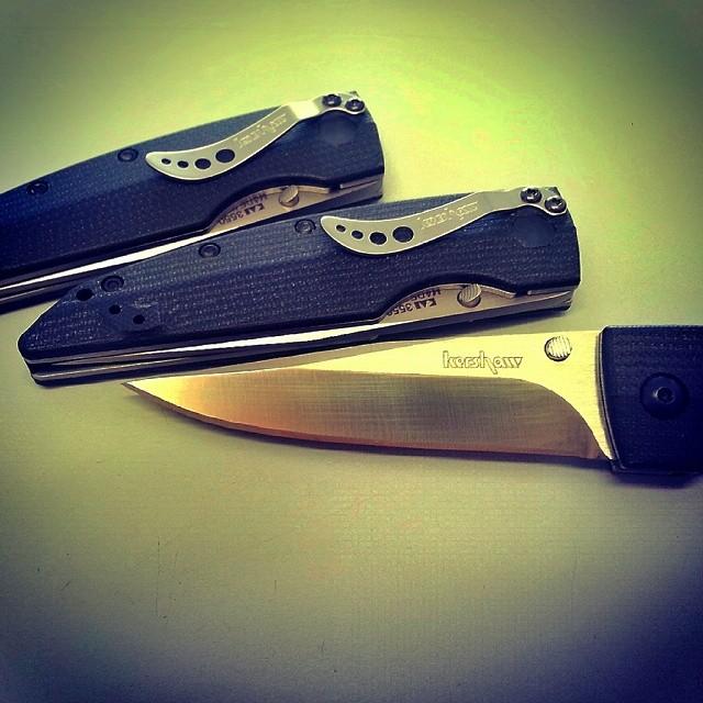 Kershaw Speedform II Knife 3550