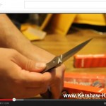 How to change a Kershaw Leek blade