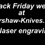 SOG Knives Black Friday Sale 2015