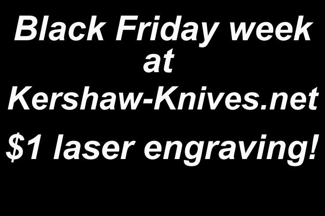 SOG Knives Black Friday Sale 2015