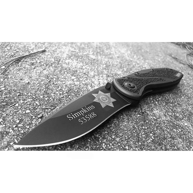 Kershaw Blur Black Knife with Speedsafe Opening 1670BLK