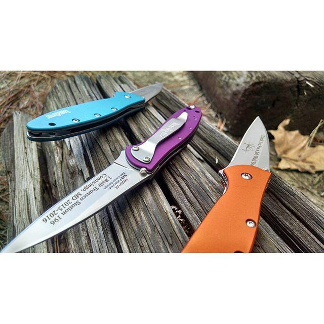 Just Beautiful  Transco conowingo kershawknives leeks purpleknife teal orangepersian Beautiful