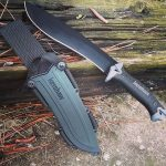Just in time for camping season ! While supplies last we are letting go the next 50 of these Kershaw Camp 10 knives go for $29.99! The Camp 10 is the perfect compromise between knife and machete! KERSHAW-KNIVES.NET/CAMP10
