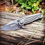 Kershaw Spoke 1313BLK just posted to the site this morning! KERSHAW-KNIVES.NET/SPOKE
