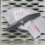 Kershaw 1813KIT Starter and Playing Cards