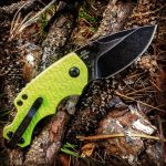 "don't let this Kershaw Lime BW ""Shuffle"" by you... Order your's today!"