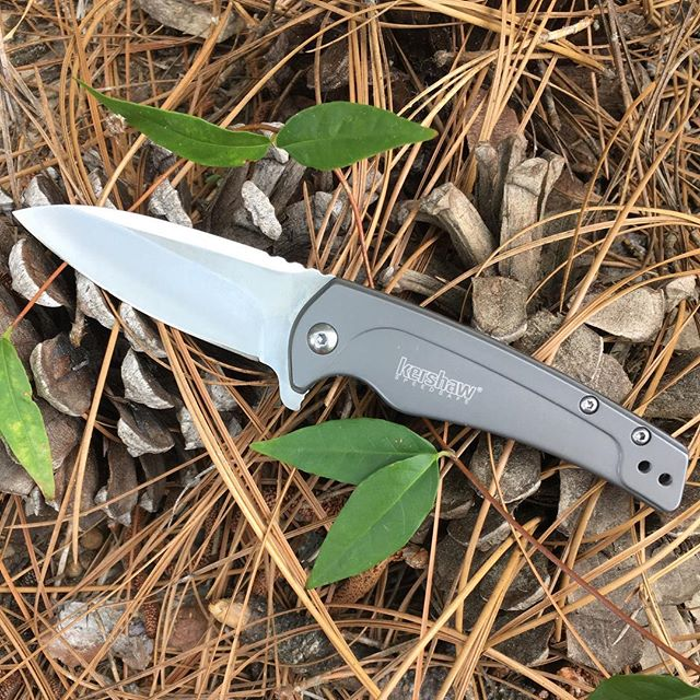 Kershaw Intellect  Framelock Knife 1810