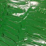 Tractor Green Kershaw Leek Handles