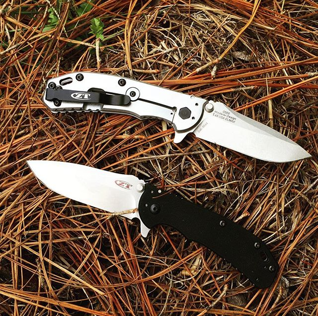 Kershaw Zero Tolerance 0566 Rick Hinderer Knife