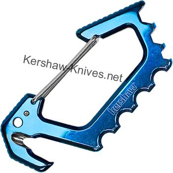 Kershaw Jens Carabiner Blue 1150BLUX