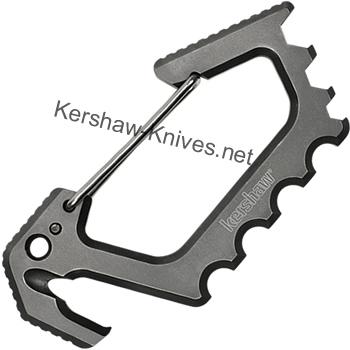 Kershaw Jens Carabiner Titanium 1150TIX