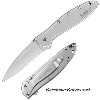 Kershaw 1660ST Leek Assisted Opening Knife