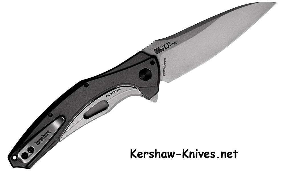 Kershaw Bareknuckle Knife 7777