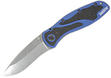 Kershaw Blur Navy Blue Knife 1670NBSW