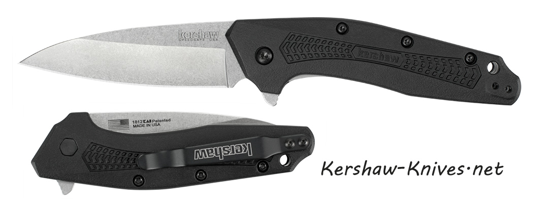 Kershaw 1812 Dividend Assisted Opening Knife