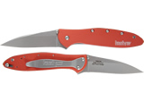 Kershaw Leek Orange Knife 1660OR