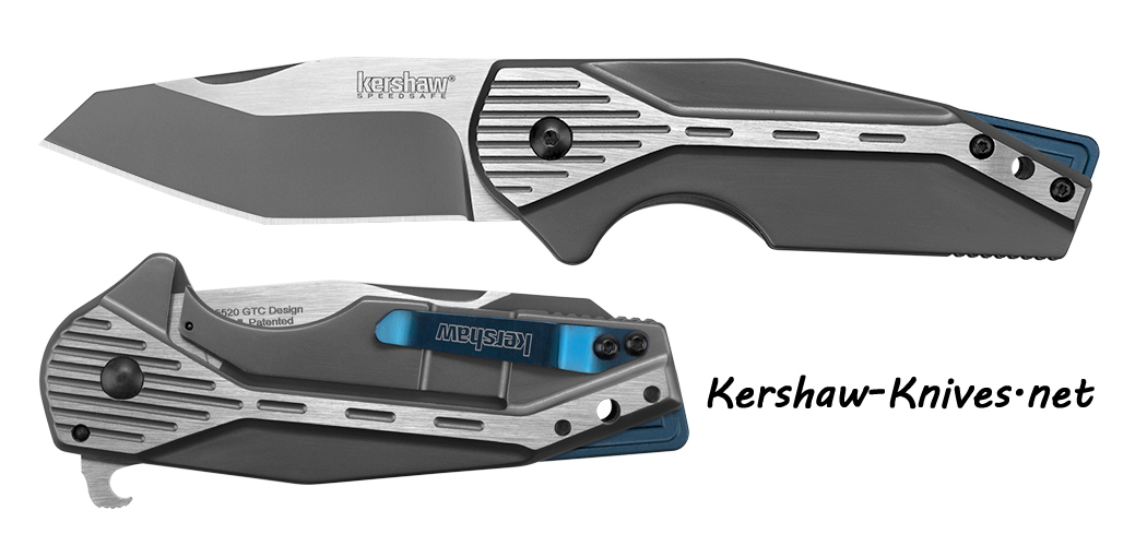 Kershaw Malt 5520 Framelock Knife