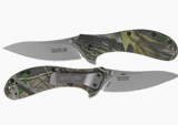 Kershaw Packrat Camo Knife 1665C