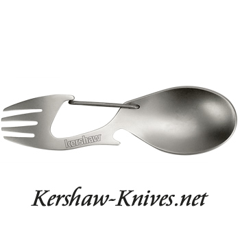 Kershaw Ration 1140 Spoon/Fork Camping Tool