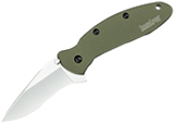 Kershaw Scallion Olive Drab Handle 1620OL