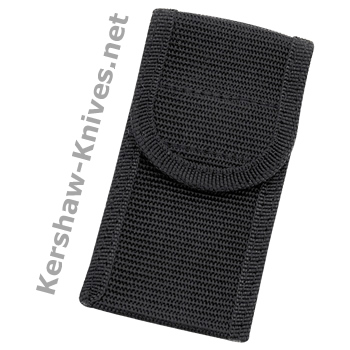 Small Black Nylon Sheath